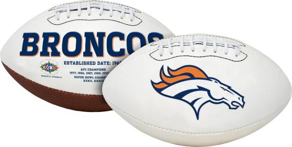 Rawlings Denver Broncos Signature Series Full-Size Football product image