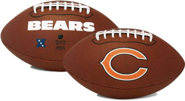 Rawlings Chicago Bears Game Time Full Size Football product image
