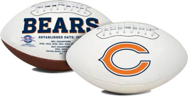 Rawlings Chicago Bears Signature Series Full Size Football product image