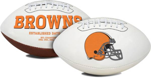 Rawlings Cleveland Browns Signature Series Full-Size Football product image