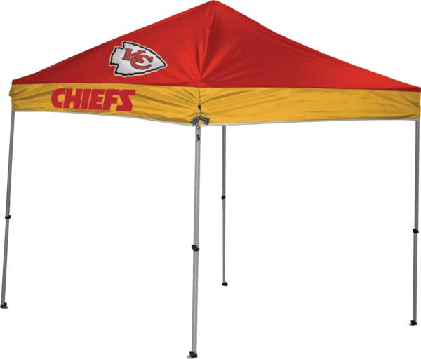 Rawlings Kansas City Chiefs 9'x9' Canopy Tent product image