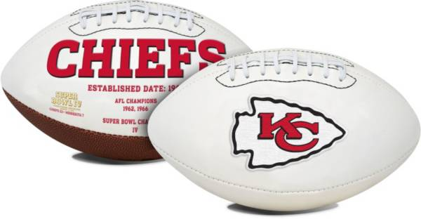 Rawlings Kansas City Chiefs Signature Series Full-Size Football product image