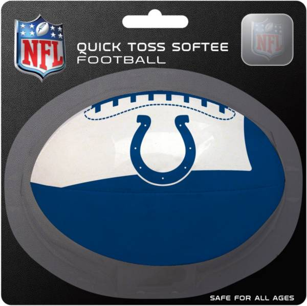 Rawlings Indianapolis Colts Quick Toss Softee Football product image