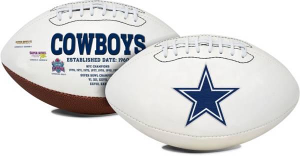 Rawlings Dallas Cowboys Signature Series Full-Size Football product image