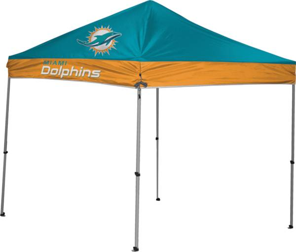 Rawlings Miami Dolphins 9'x9' Canopy Tent product image