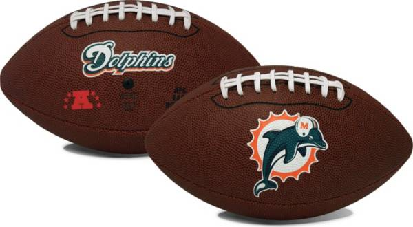 Rawlings Miami Dolphins Game Time Full Size Football product image