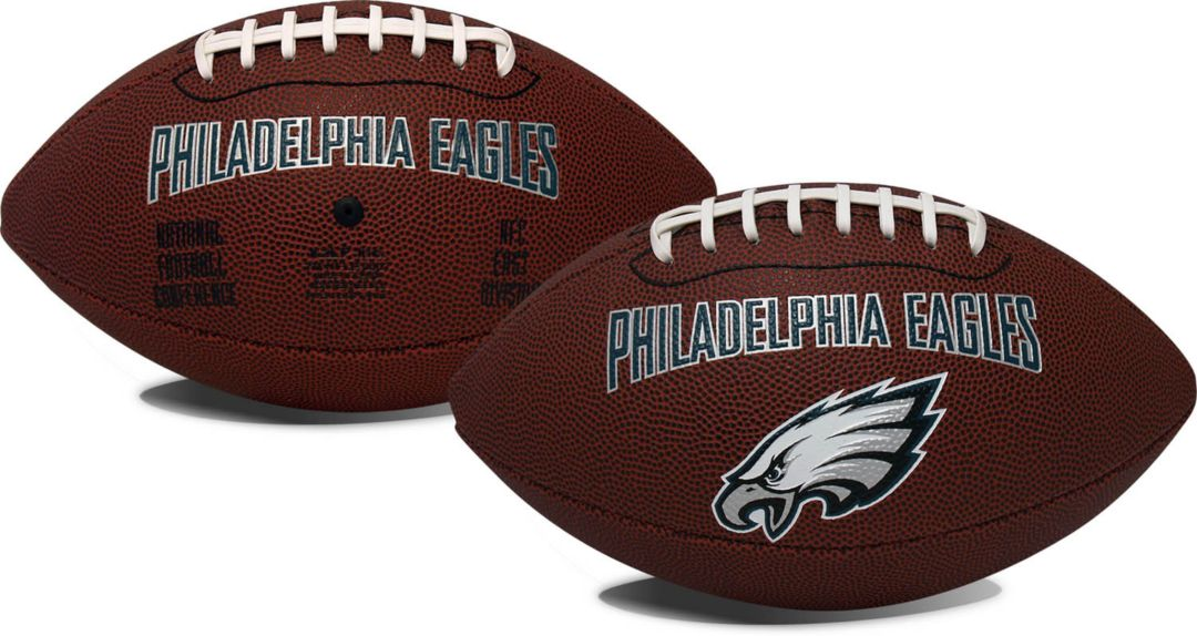 best sneakers 0b7a9 438be Rawlings Philadelphia Eagles Game Time Full-Size Football