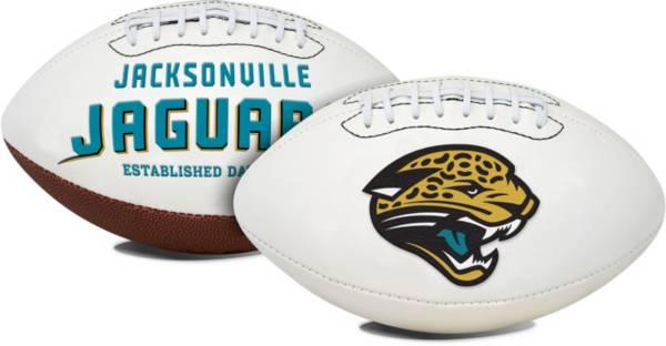 Rawlings Jacksonville Jaguars Signature Series Full-Size Football product image