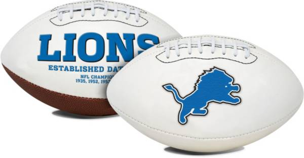 Rawlings Detroit Lions Signature Series Full-Size Football product image