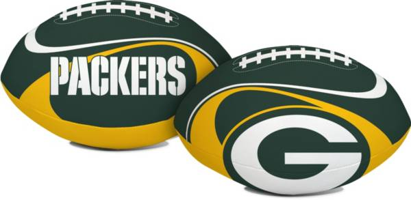 "Rawlings Green Bay Packers 8"" Softee Football product image"