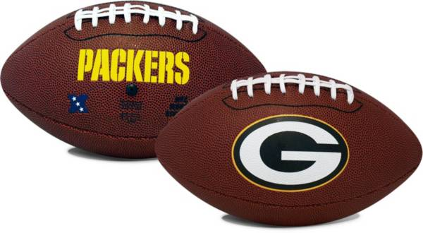 Rawlings Green Bay Packers Game Time Full-Size Football product image