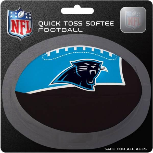 Rawlings Carolina Panthers Quick Toss Softee Football product image