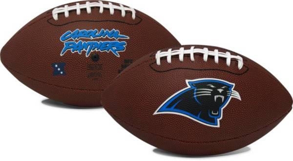 Rawlings Carolina Panthers Game Time Full-Size Football product image