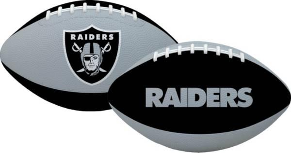 Rawlings Las Vegas Raiders Hail Mary Mini Rubber Football product image