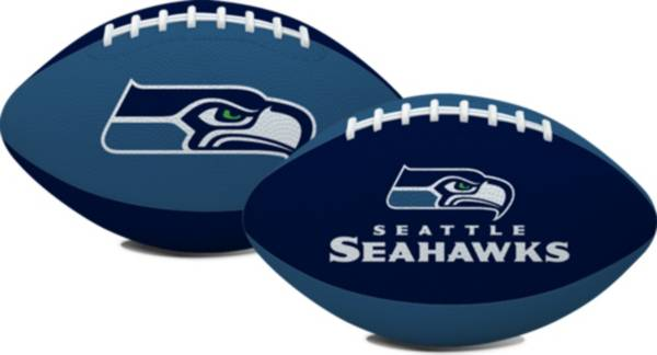 Rawlings Seattle Seahawks Hail Mary Mini Rubber Football product image