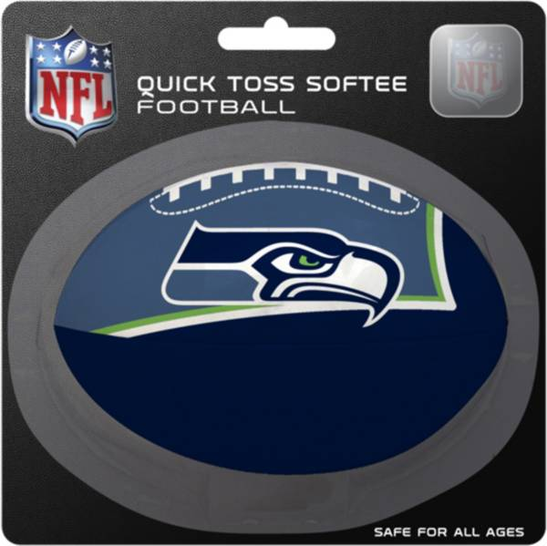 Rawlings Seattle Seahawks Quick Toss Softee Football product image