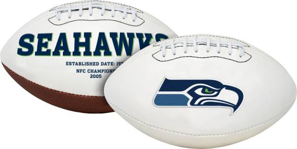 Rawlings Seattle Seahawks Signature Series Full-Size Football product image