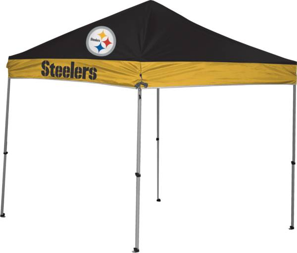 Rawlings Pittsburgh Steelers 9'x9' Canopy Tent product image