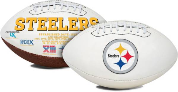 Rawlings Pittsburgh Steelers Signature Series Full Size Football product image