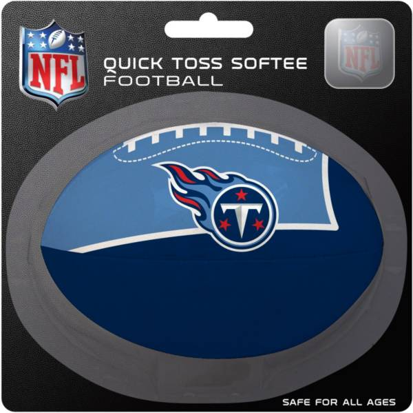 Rawlings Tennessee Titans Quick Toss Softee Football product image