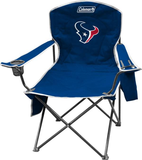 Coleman Houston Texans Quad Chair with Cooler product image