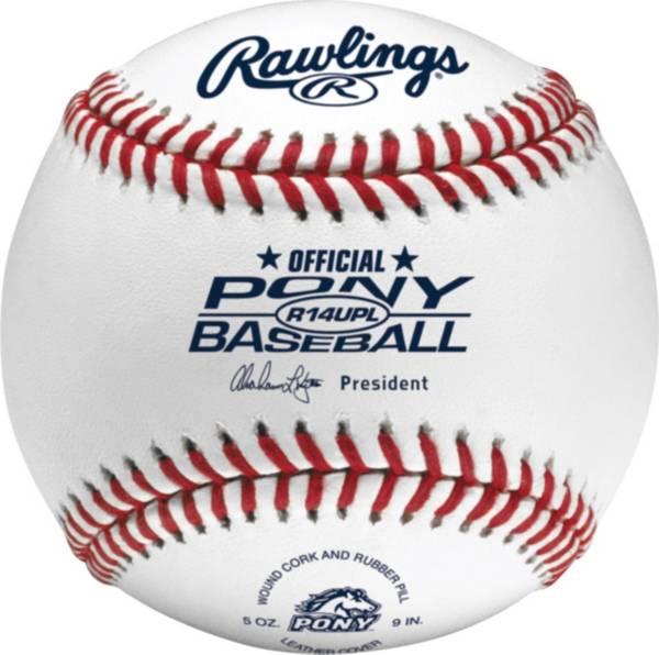 Rawlings RPLB 14U Pony League Baseball product image