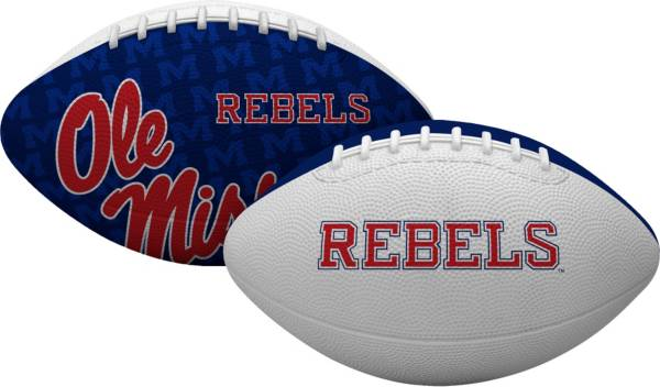 Rawlings Ole Miss Rebels Junior-Size Football product image