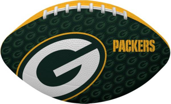 Rawlings Green Bay Packers Junior-Size Football product image