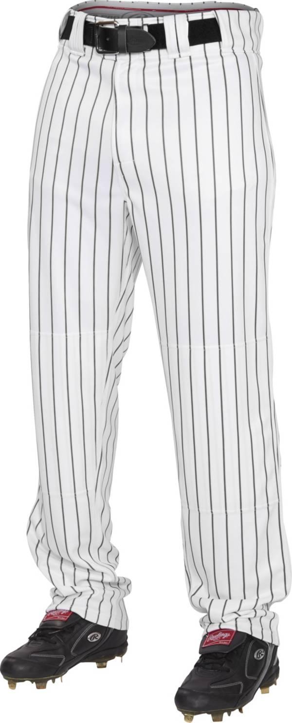 Rawlings Boys' Plated Insert Pinstripe Baseball Pants product image