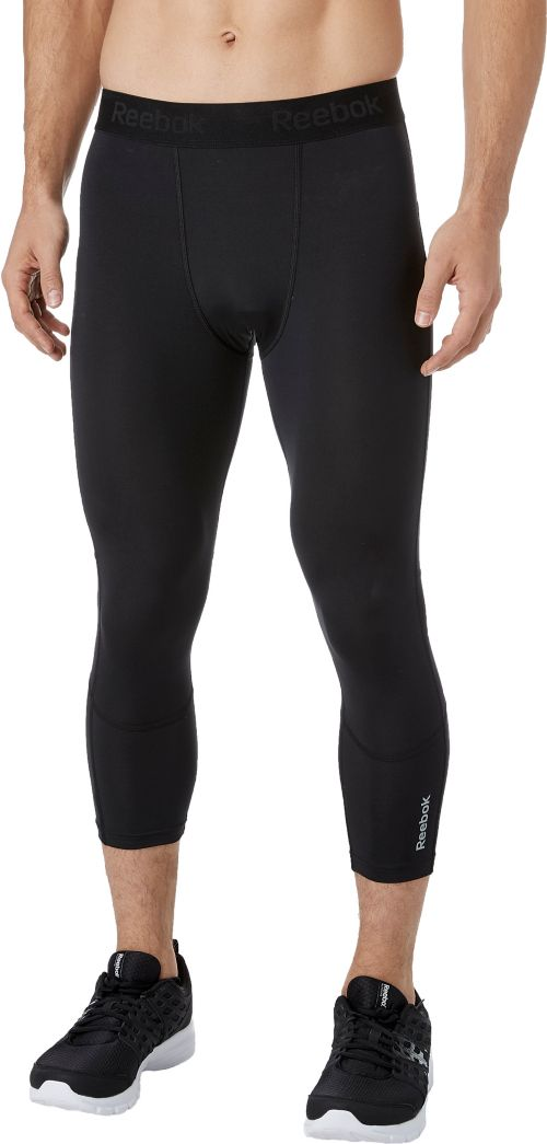e038d40fe6 Reebok Men's 3/4 Compression Tights. noImageFound. Previous