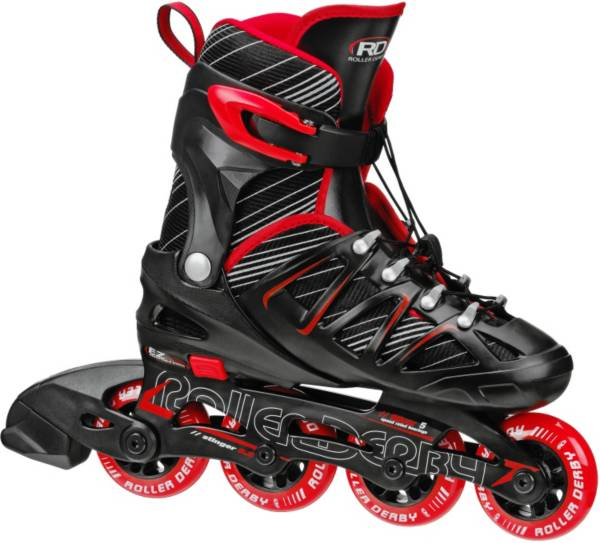 Roller Derby Boys' Stinger Adjustable Inline Skates product image