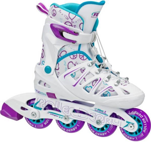 Roller Derby Girls' Stinger Adjustable Inline Skates product image