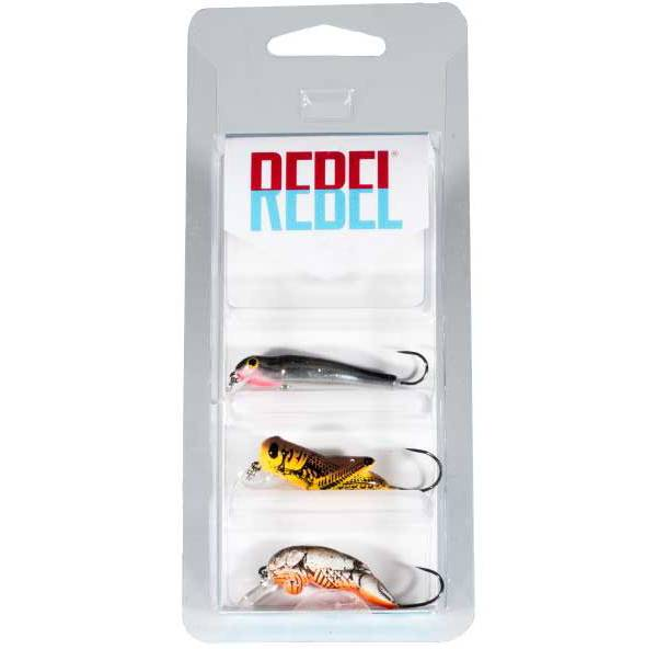 Rebel Micro Critters Crankbait - 3 Pack product image