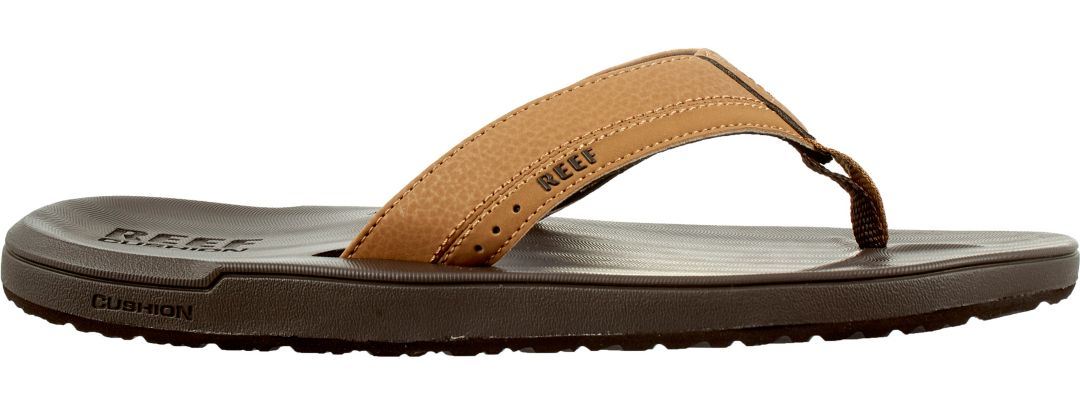 Reef Men S Contoured Cushion Sandals
