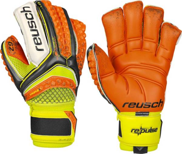 Reusch Junior Pulse Pro M1 Ortho-Tec Soccer Goalkeeper Gloves product image