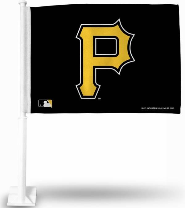 Rico Pittsburgh Pirates Car Flag product image