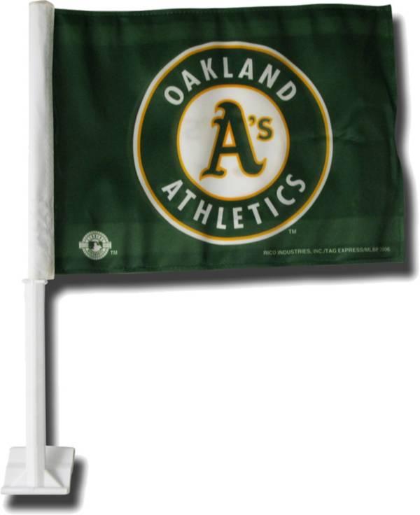 Rico Oakland Athletics Car Flag product image