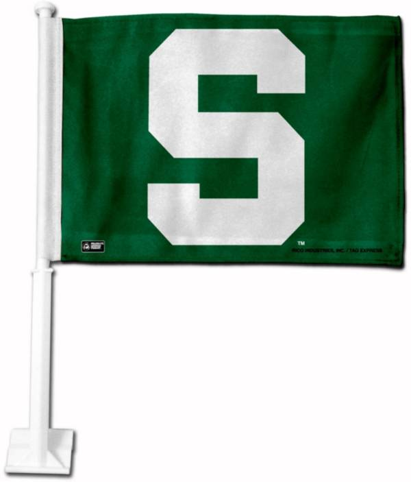 Rico Michigan State Spartans Car Flag product image