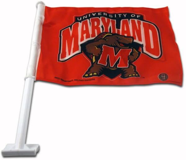 Rico Maryland Terrapins Car Flag product image