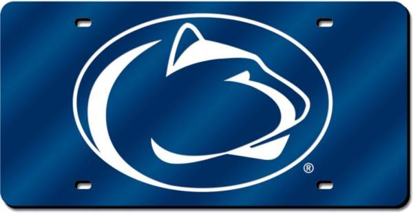 Rico Penn State Nittany Lions Navy Laser Tag License Plate product image