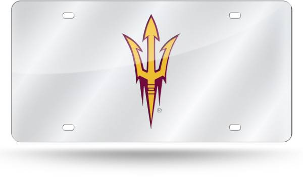 "Rico Arizona State ""Pitchfork"" Laser Tag License Plate product image"