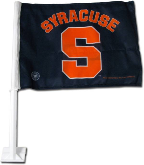 Rico Syracuse Orange Car Flag product image