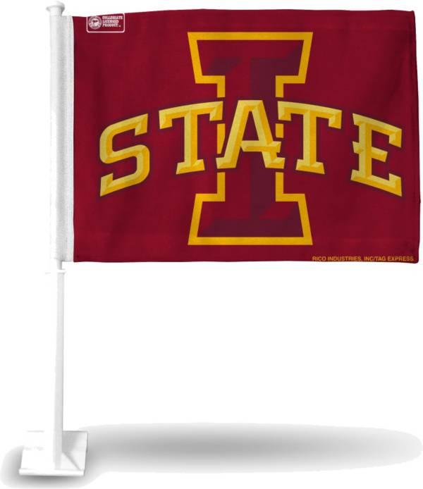 Rico Iowa State Cyclones Car Flag product image