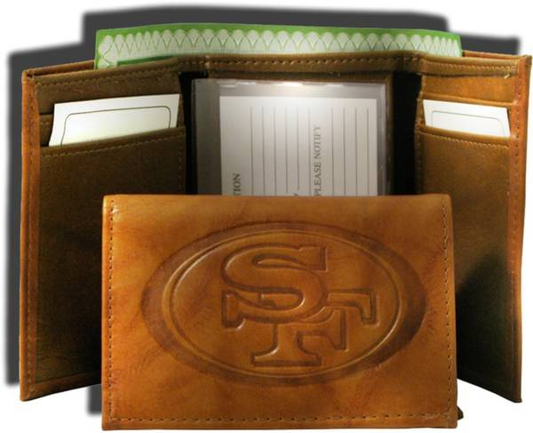 Rico NFL San Francisco 49ers Embossed Tri-Fold Wallet product image