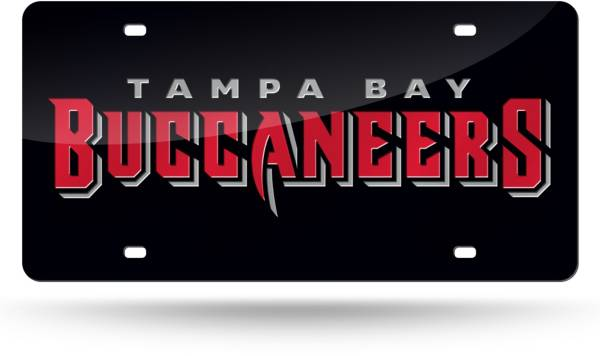 Rico Tampa Bay Buccaneers Laser Tag License Plate product image
