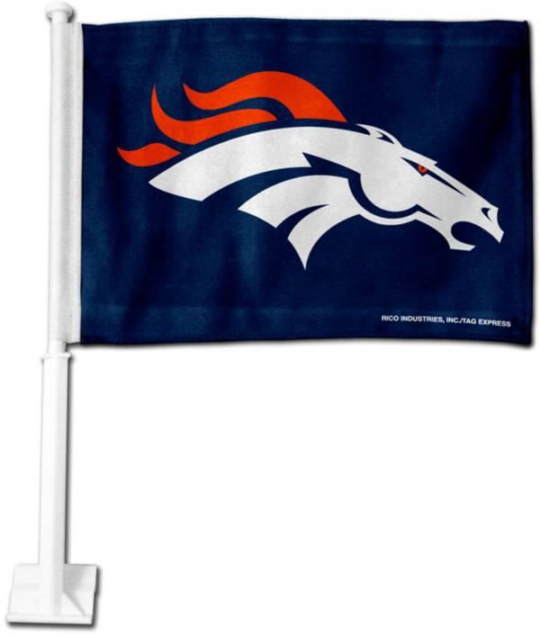 Rico Denver Broncos Car Flag product image