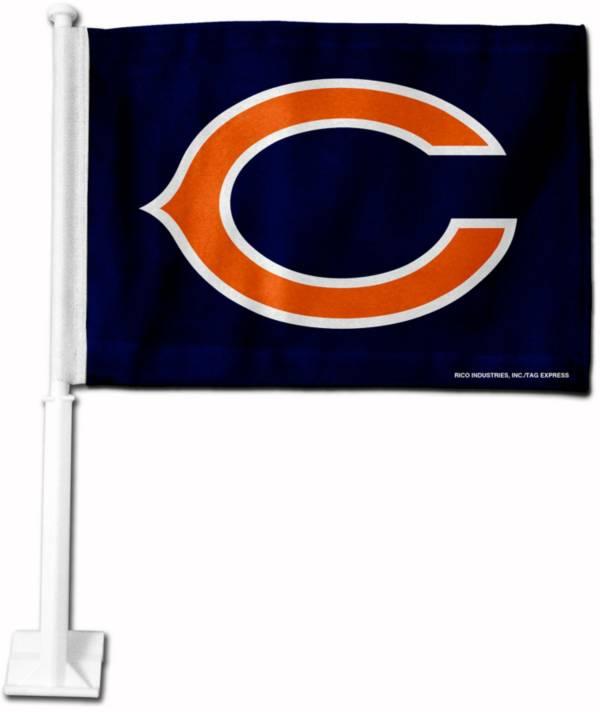 Rico Chicago Bears Car Flag product image