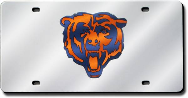 Rico Chicago Bears Laser Tag License Plate product image
