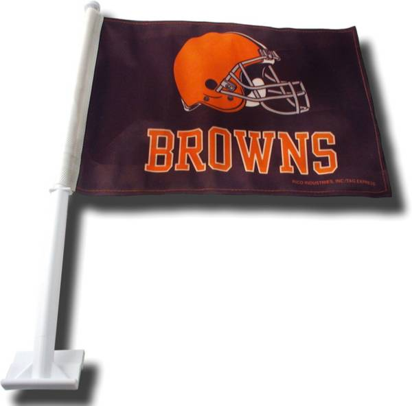 Rico Cleveland Browns Car Flag product image