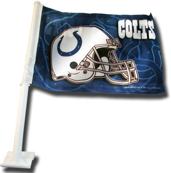 Rico Indianapolis Colts Car Flag product image